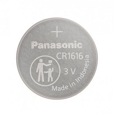 Panasonic 1 Piece Cr1616 3V Lithium Button Battery Watch Batteries (Cr1616)