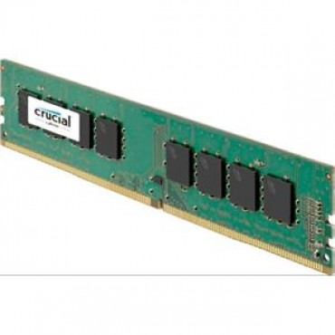 Crucial 8gb Ddr4 (udimm) Desktop Memory Pc4-19200 2400mhz Dual Rank Life Wty Ct8g4dfd824a-hs