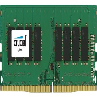 Crucial 8gb Ddr4 2666 Mt/ S (pc4-21300) Cl19 Sr X8 Unbuffered Dimm 288pin [ct8g4dfs8266] Ct8g4dfs8266