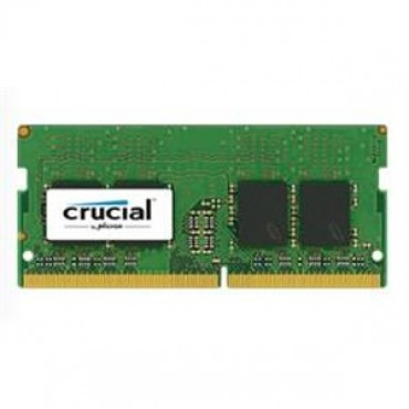 Crucial 8gb Ddr4 (sodimm) Notebook Memory Pc4-19200 2400mhz Life Wty Ct8g4sfs824a-hs