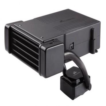 Corsair Liquid CPU Cooler: Hydro H5 SF Low-Profile good for Mini-ITX board AMD: AM2 AM3 FM1 FM2