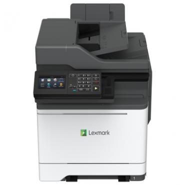 Lexmark Network Ready, Print/ Copy/ Scan/ Fax, Duplex, 33Ppm, 1.2 Ghz Quad-Core, 2Gb Ram, 4.3-Inch