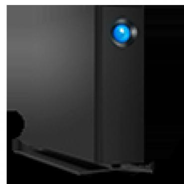 "Lacie D2 Professional 3.5"" 8Tb 7200Rpm Usb-C 3Yr Stha8000800"