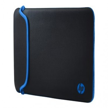 "HP 14"" Black And Blue Chroma Sleeve V5C27Aa"