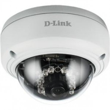 D-Link DCS-4603 Vigilance 3MP Full HD Day & Night Mini Dome PoE Network Camera (optional power