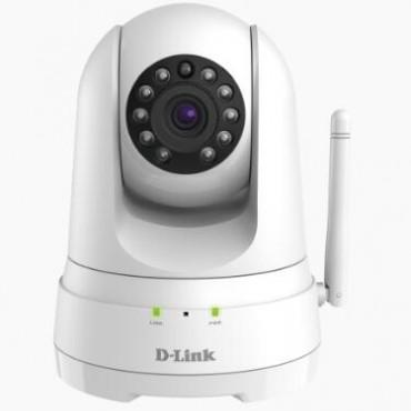 D-link Mydlink Full Hd Pan & Tilt Wi-fi Camera - 2 Megapixel Cmos Sensor - H.264 Compression -
