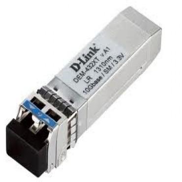 D-link 10gbase-lr Sfp+ Transceiver - Single Mode 10km Dem-432xt