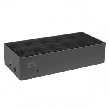 Targus Usb-C Dual Video 4K Docking Station With 100W Laptop Charging Dock190Auz