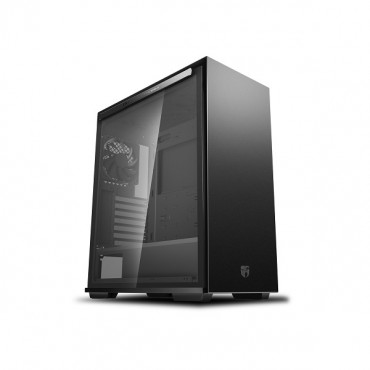 DeepCool Black Macube 310 Mid Tower Chassis Dp-Gs-Atx-Macube310-Bkg0P