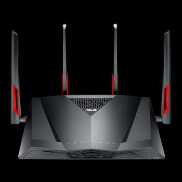 ASUS DSL-AC3100 AC3100 Dual-Band ADSL/ VDSL Gigabit Wi-Fi Modem Router with Parental Controls Ultra
