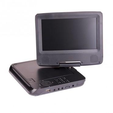 "D-link Portable Dvd Player 7"" With Bonus Pack (headrest Mounts And Earphones) Dvd-pt-7c"