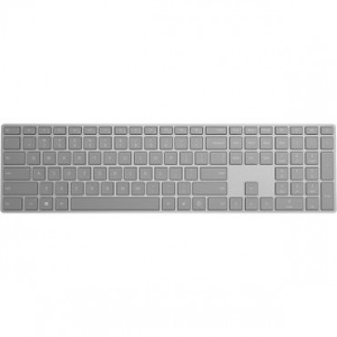 Microsoft MSFT Modern Keyboard FPR Bluetooth English APOC Hdwr GRAY EKZ-00009