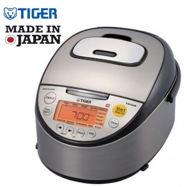 Tiger 5 Cup Ih Induction Heating Rice Cooker (Made In Japan) Jkt-S10A Eletigjkts10A