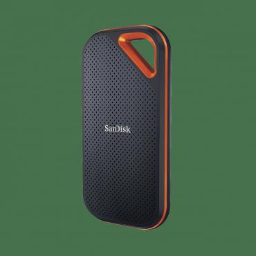 Sandisk Extreme Pro Portable Ssd Sdssde80 500Gb Sdssde80-500G-G25