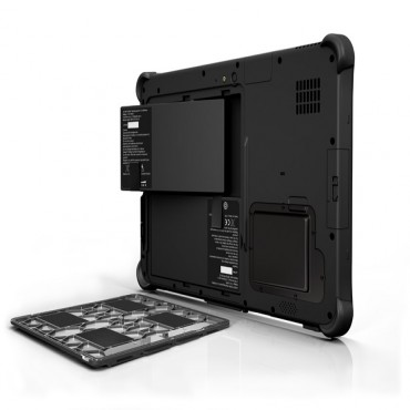 Getac F110g4 I5-7200u 8gb Ram 256gb Ssd Gps 4g Lte Antenna Passthru Win 10 Pro 52628887009c