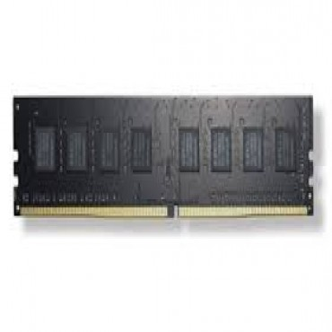 G.Skill SINGLE CHANNEL: 8GB DDR4 2400MHz Value F4-2400C15S-8GNT