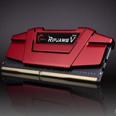 G.skill 16gb (8gbx2) Ddr4-3000 Ripjaws V Dual Channel Low Voltage 1.35v F4-3000c15d-16gvr