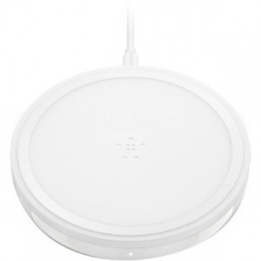 BELKIN BOOST UP UNIVERSAL WIRELESS CHARGING PAD - WHITE F7U050AUWHT