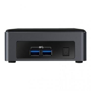 Intel Nuc Ultra Mini Pc I 5-7300U 8Gb Ddr4 256Gb Ssd Vpro Win 10 3Yr Wty Blknuc7I5Dnkpc4