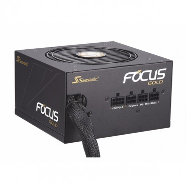 Seasonic 550W Focus Gold Psu (Ssr-550Fm) Gm-550 (Oneseasonic) Psusea550Fm1
