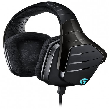 Logitech 981-000606: Logitech G633 Artemis Spectrum 7.1 Surround Gaming Headset LOGHSTG633