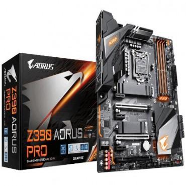 Gigabyte Z390 Aorus Pro Mb 1151 4xddr4 6xsata 2xm.2 2xusb-c Atx 3yr Ga-z390-aorus-pro