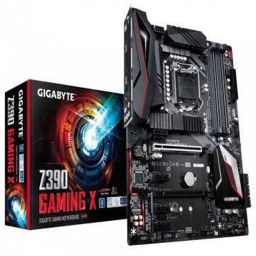 Gigabyte Z390 Gaming X Mb 1151 4xddr4 6xsata 2xm.2 Usb3.1 Atx 3yr Ga-z390-gaming-x