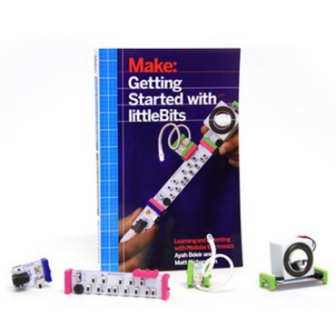 Littlebits Getting Started Lb-660-0021