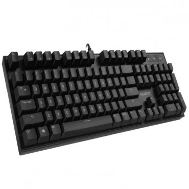GIGABYTE FORCE K85 MECHANICAL KEYBOARD (KAILH BLUE SWITCHES) 2YR WTY GK-FORCE-K85-B