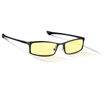 Gunnar Phenom Amber Onyx Indoor Digital Eyewear Gn-st002-c001z
