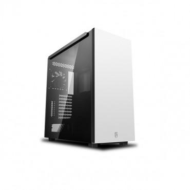 DeepCool White Macube 550 Full Tower Chassis Dp-Gs-Atx-Macube550-Whg0P