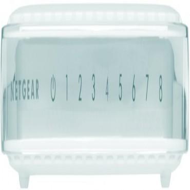 Netgear Gs608 (giga-switch) 8-port 10/ 100/ 1000mbps Gigabit Ethernet Switch