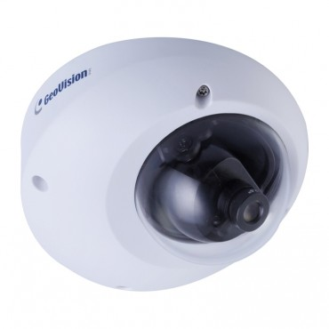 GeoVision GV-MFD2501 2M Super Low Lux WDR Mini Fixed IP Dome, 2.8mm, F/2.0 GV-MFD2501-0F