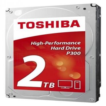 "Toshiba P300 Desktop Int 3.5"" 2tb 7200rpm Hdd Hdwd120uzsva"