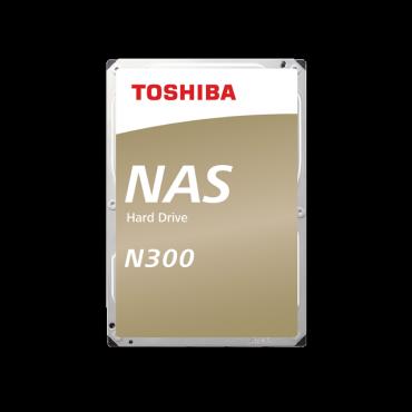 "Toshiba N300 Nas Hdd 3.5"" 4tb Sata 7200rpm Hdwq140uzsva"