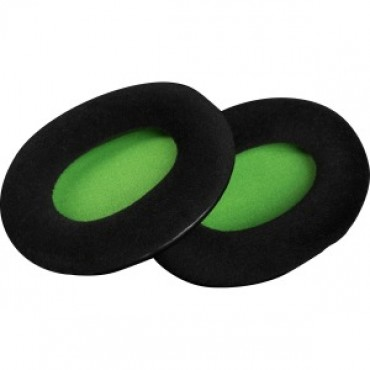 Kingston Velour Ear Cups Blackgreen Hxs-hsep3