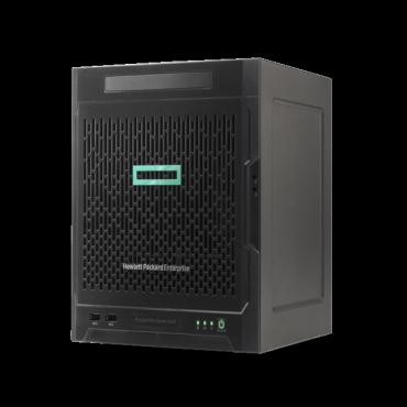 Hpe Microserver G10 X3421 +1X1Tb Hdd(843266-B21)+ 1X 240Gb Ssd(P09685-B21)+Enb Kit P04923-375-Bun3