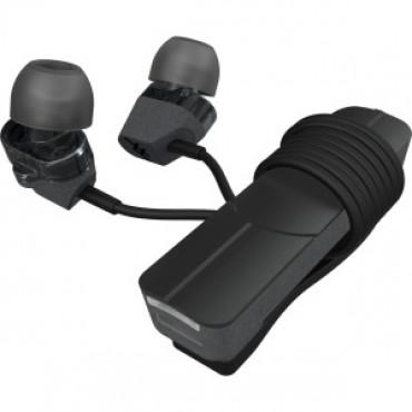 Mophie Ifrogz Audio - Impulse Duo - Dual Driver Wireless Earbuds - Charcoal/black Ifddwe-cb0