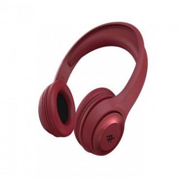 Mophie Ifrogz Audio-aurora Wireless Headphones-red Iffawl-rd0