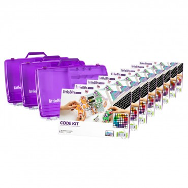 Littlebits Code Kit Education Class Pack - 24 Students Lb-670-0059