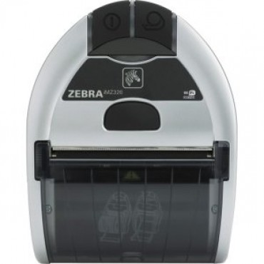 Zebra Imz320 Mobile Receipt Printer 3 Inch Printhead 128mb/128mb Memory Link-os-native (select