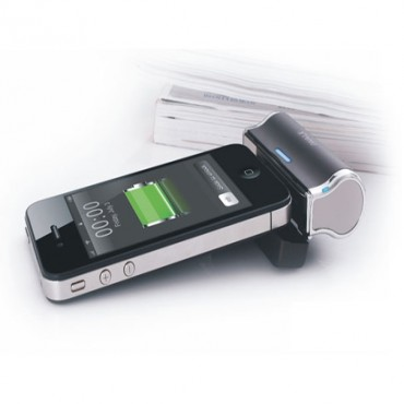 Iwalk Rechargeable Battery Pack For Iphone/ Iphone4/ Ipod/ Black - 2500mah Iwalk-i2500