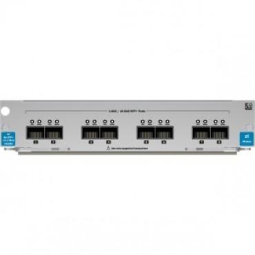 Hp 8-port 10gbe Sfp+ V2 Zl Module J9538a