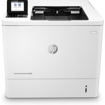 HP LaserJet Enterprise M608n (K0Q17A) Up to 61 ppm 512 MB Print Only manual duplex USB replaces