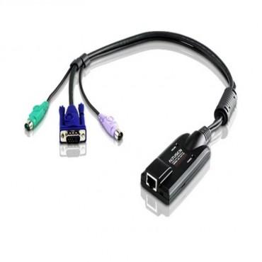 Aten (ka7120-ax) Ps/ 2 Kvm Adapter Altusen. Ka7120-ax