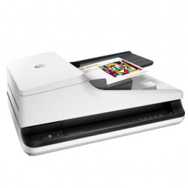 HP SCANJET PRO 2500 F1 FLATBEDSCANNER, 24-BIT, 600DPI, 1YR  L2747A