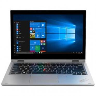 Lenovo Thinkpad L390 13.3In Fhd Touch I7-8565U 16Gb Ram 256Gb Ssd Win10 Pro 3 Cell Fpr Silver 1Yrdp