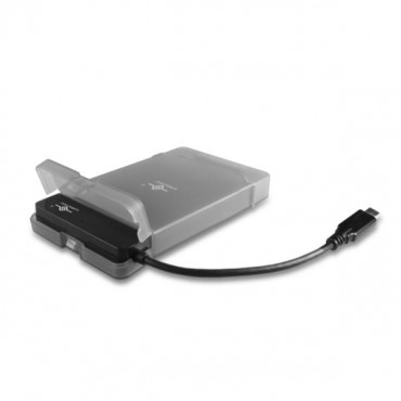 "Vantec Usb-c 3.1 G2 2.5"" Sata Ssd/ Hddstorage Adapter Cb-stc31-2pb"