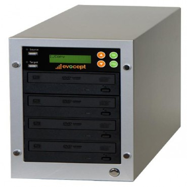 ECU2403- evocept CopyBlast Ultimate DVD/CD 3 Drive ECU2403