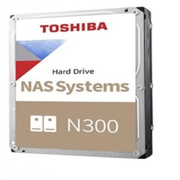 "Toshiba N300 NAS Internal Harddrive 3.5"" 4TB 7200rpm 128MB 3 year Warranty Hdwq140Uzsva"